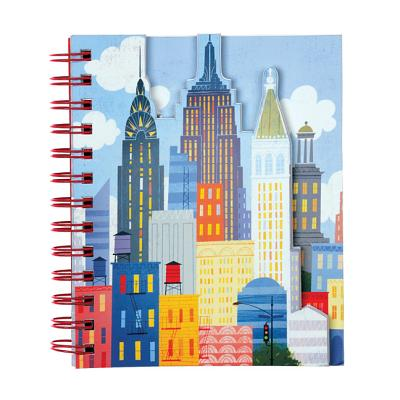 NYC Skyline Layered Journal By Christoph, Jamey (ILT)