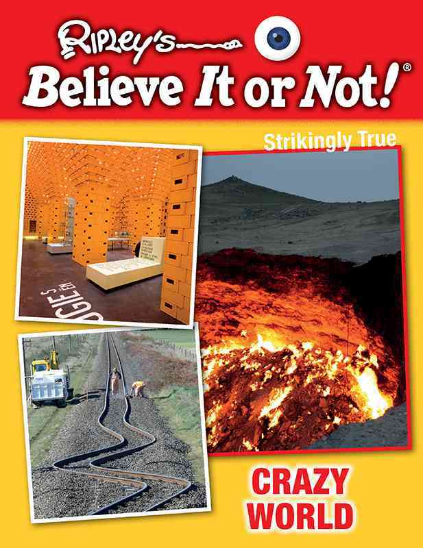 Crazy World By Ripley's Believe It or Not!
